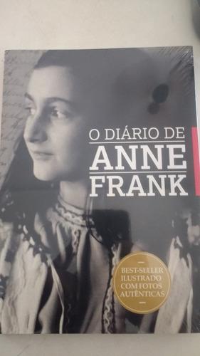 livro - o diário de anne frank / lacrado