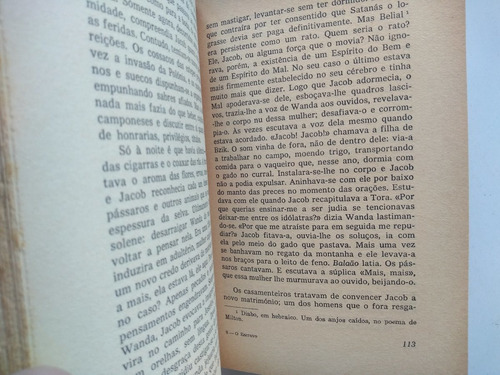 livro - o escravo - isaac bashevis singer