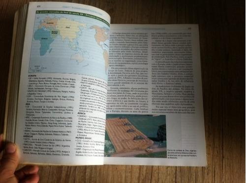 livro o espaço geográfico igor moreira