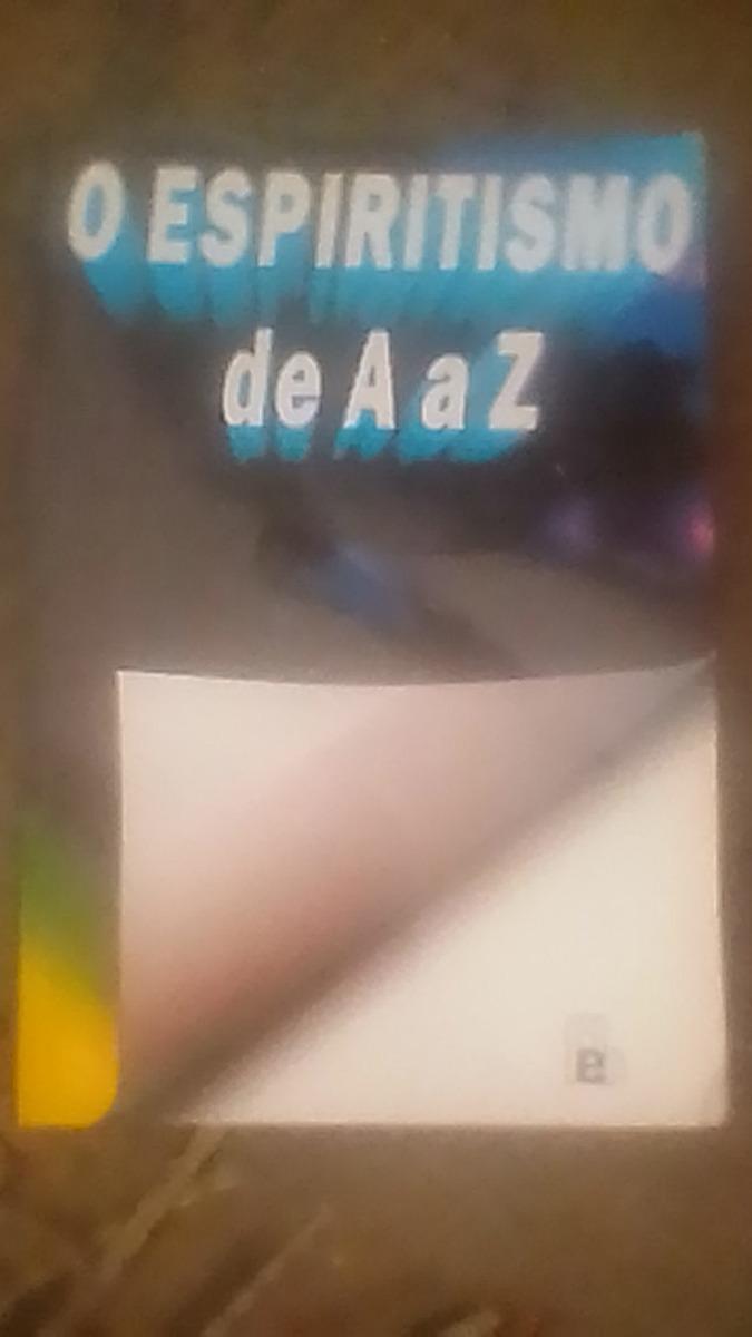 o livro espiritismo de a a z