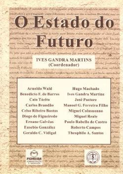 livro o estado do futuro + brinde