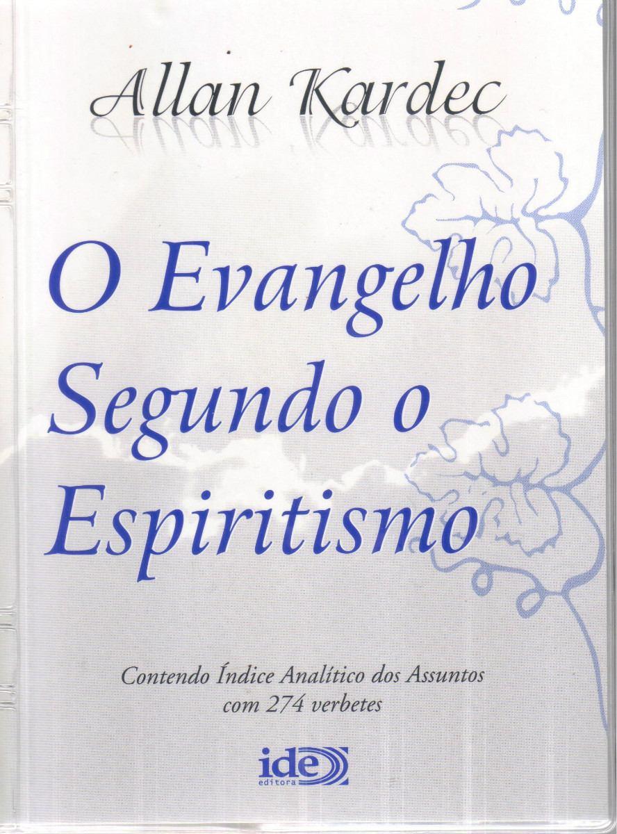 Resultado de imagem para evangelho segundo espiritismo