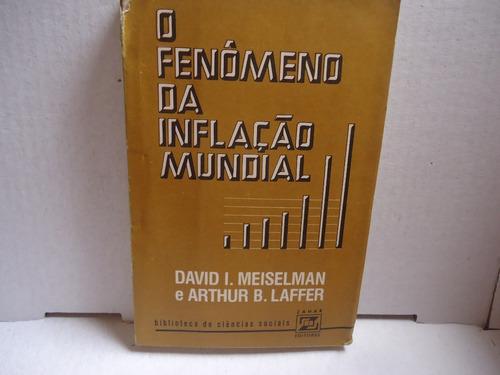 livro o fenômeno da inflação mundial