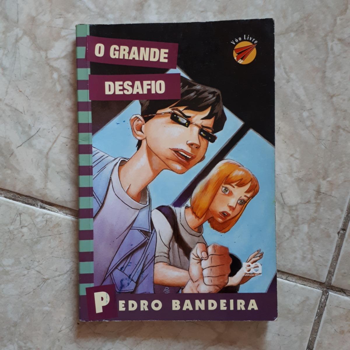O GRANDE DESAFIO PEDRO BANDEIRA EPUB DOWNLOAD
