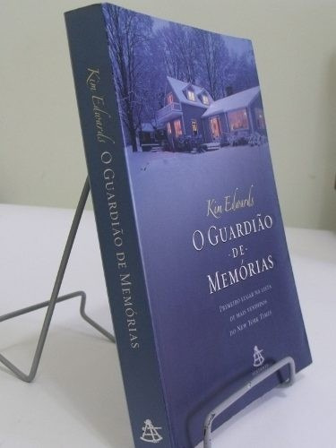 livro - o guardião de memórias - kim edwards