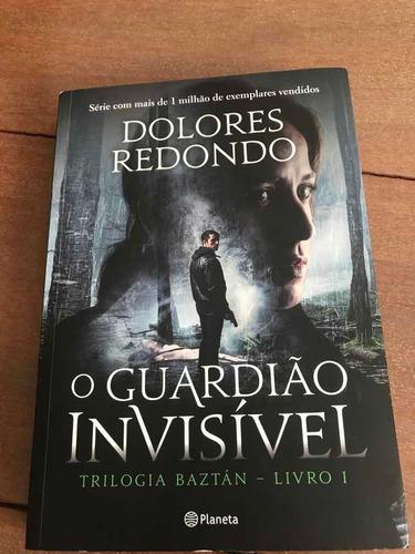 livro o guardião invisível- trilogia baztán livro 1