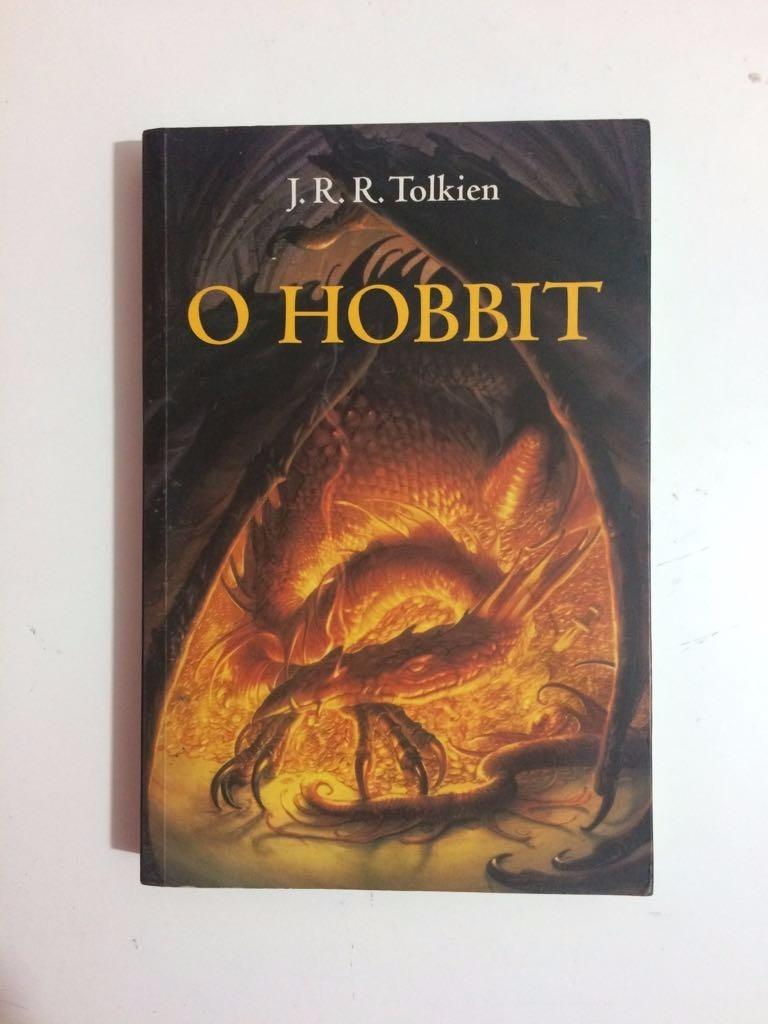 6c1d12858 livro o hobbit - j.r.r tolkien. Carregando zoom.