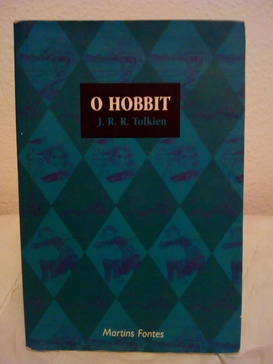 bc86634f3 livro o hobbit j.r.r. tolkien. Carregando zoom.
