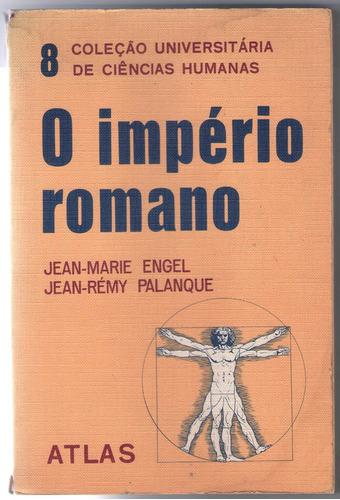 livro o imperio romano