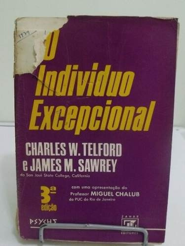 livro o individuo excepcional