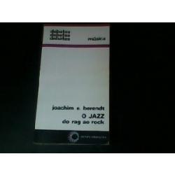 livro o jazz: do rag ao rock joachim e. berendt