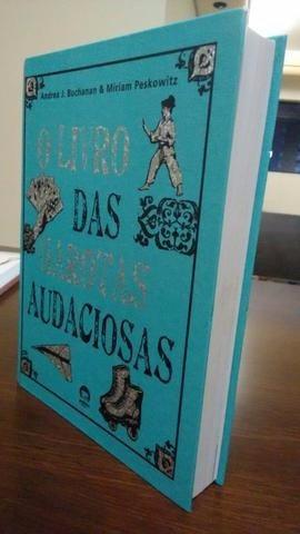 livro o livro das garotas audaciosas
