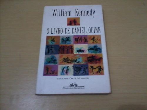 livro - o livro de daniel quinn - william kennedy