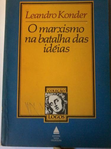 livro o marxismo na batalha das ideias