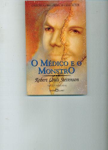 livro o médico e o monstro - robert louis stevenson - 127 pg