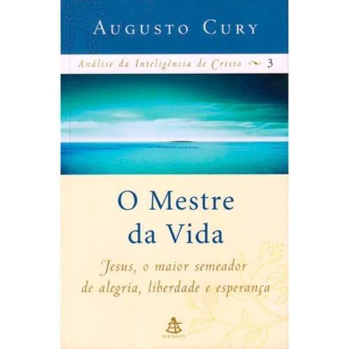 livro - o mestre da vida - vol.3 - augusto cury