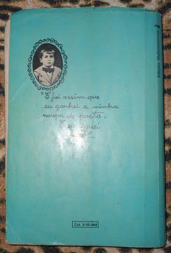 livro o meu pé de laranja lima (raridade) ano: 1969 usado