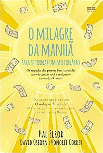 livro o milagre da manhã para se tornar um milionário