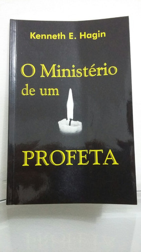 livro  o ministério de um profeta