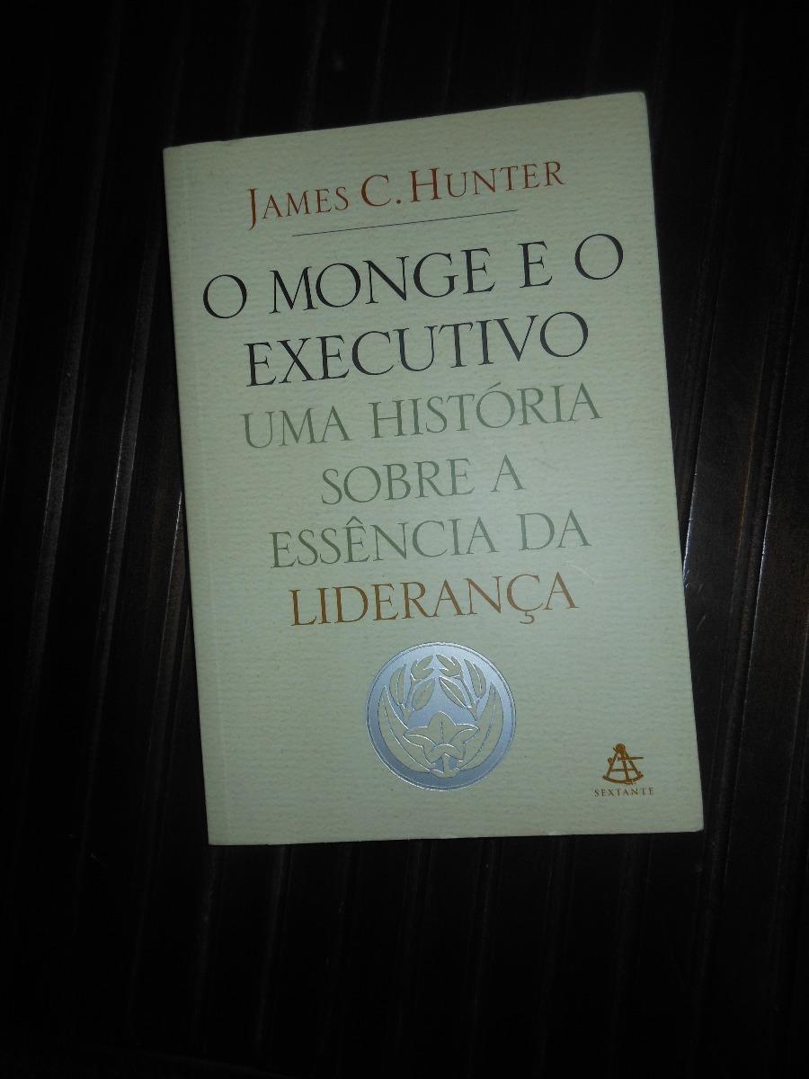 Livro O Monge E O Executivo - R  22,00 em Mercado Livre c7d6ccb518