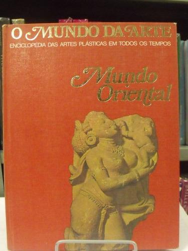 livro - o mundo da arte o mundo oriental