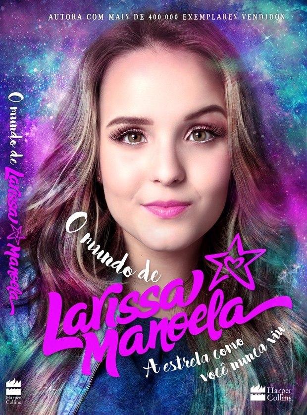 52f1f941d6c6c Livro O Mundo De Larissa Manoela - R  17,90 em Mercado Livre