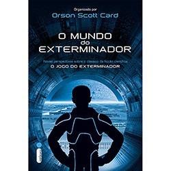 livro - o mundo do exterminador - orson scott card