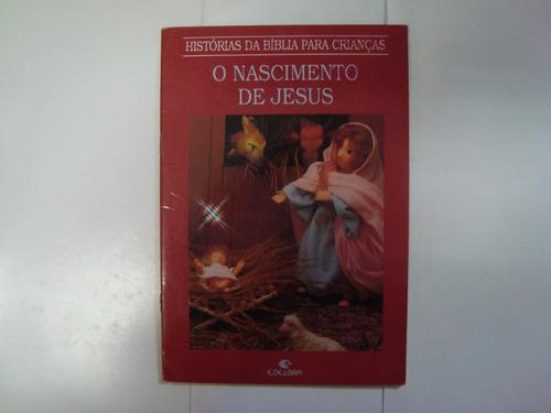 livro - o nascimento de jesus