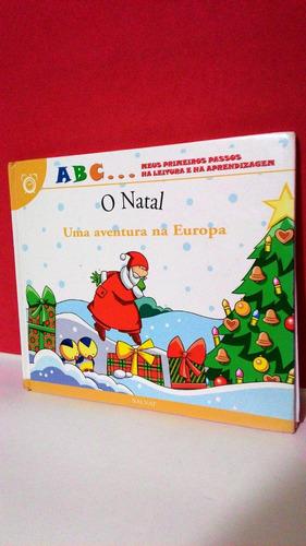 livro o natal uma aventura na europa com ficha atividades!!!