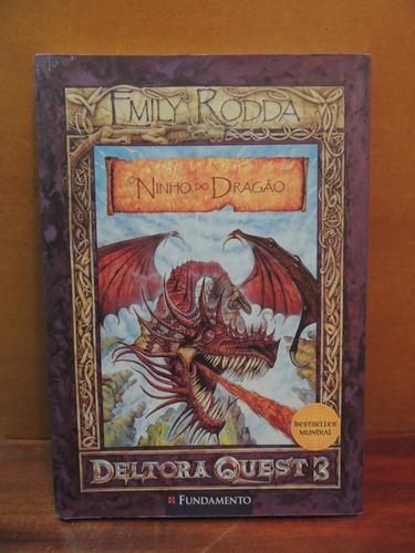 livro o ninho do dragão emily rodda