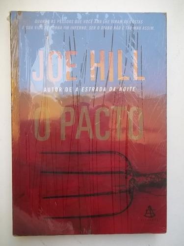 livro - o pacto - joe hill