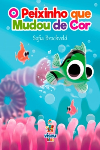 livro - o peixinho que mudou de cor