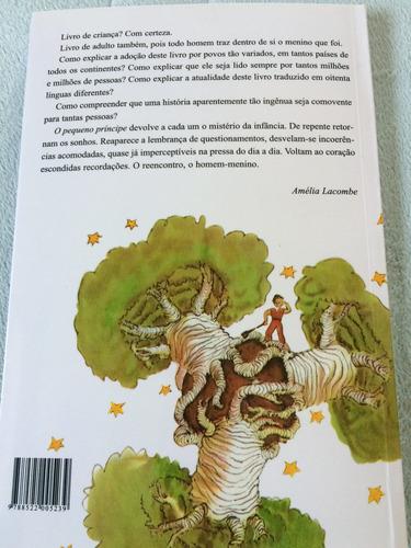 livro o pequeno príncipe de antoine de saint-exupéry