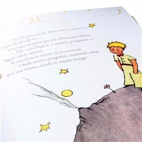 livro o pequeno príncipe edição de bolso
