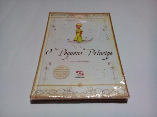 livro o pequeno príncipe - edição de luxo - capa dura