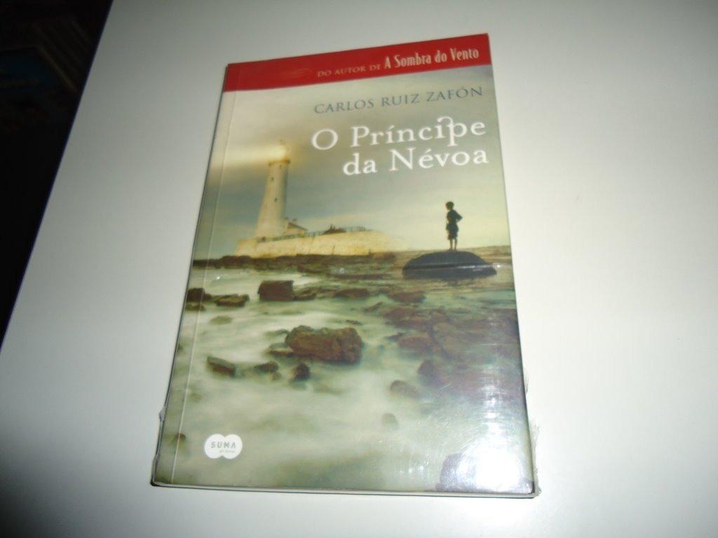 o livro o principe da nevoa