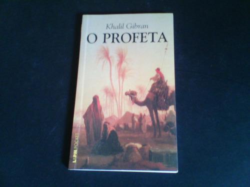 livro  o profeta - khalil gibran
