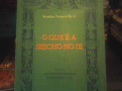 livro o que é a seicho-no-ie masaharu taniguchi