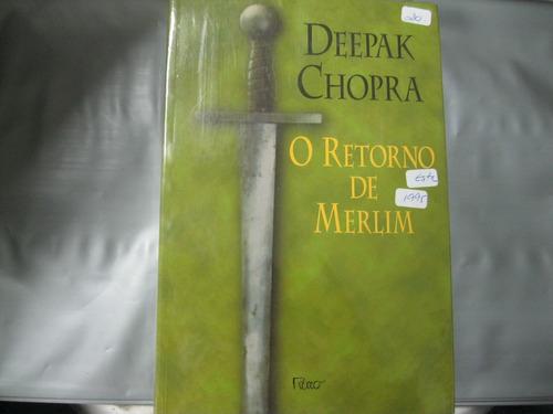 livro  =  o retorno de merlim