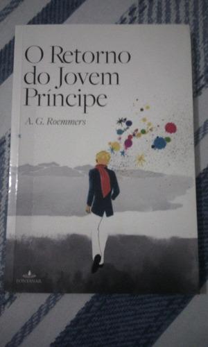 livro: o retorno do jovem príncipe