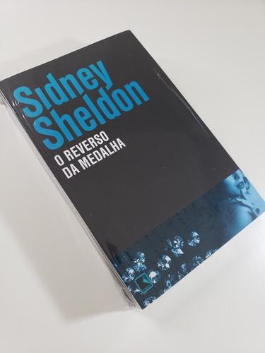 livro - o reverso da medalha - sidney sheldon - novo