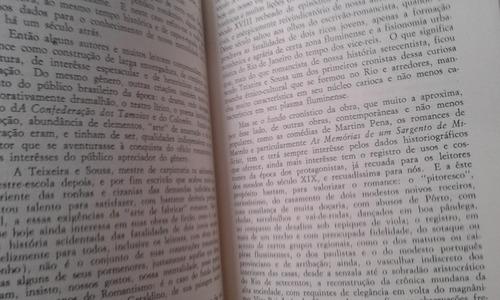 livro - o romantismo - antonio soares amora - a literatura