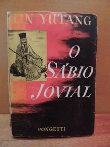 livro o sábio jovial vida e época de su tungpo lin yutang