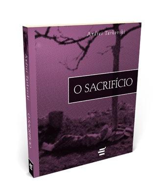 livro o sacrifício - andrei tarkovski