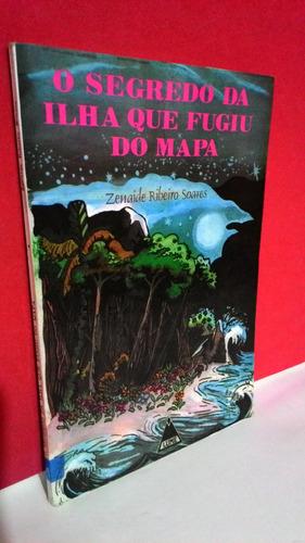livro o segredo da ilha que fugiu do mapa oferta!!