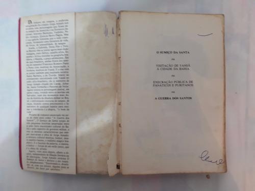 livro o sumiço da santa: uma história de feitiçaria cod 1166