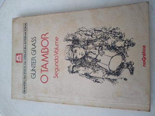 livro o tambor gunter grass