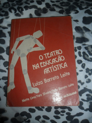 livro: o teatro na educação artística niette lima
