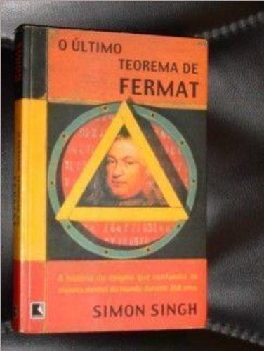 livro o ultimo teorema de fermat