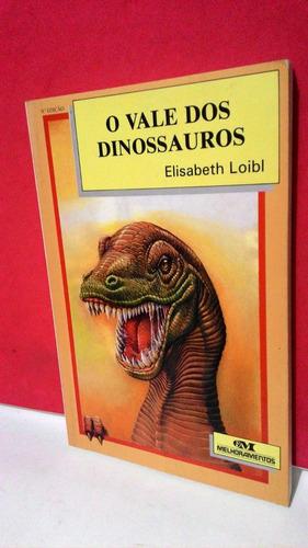 livro o vale dos dinossauros 9ª ed. melhoramentos- ótimo!